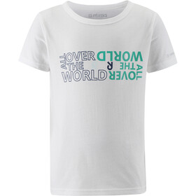 Reima Sailboat T-shirt Jongeren, off white